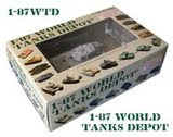 Tanks and AFV's of the World - Online Store