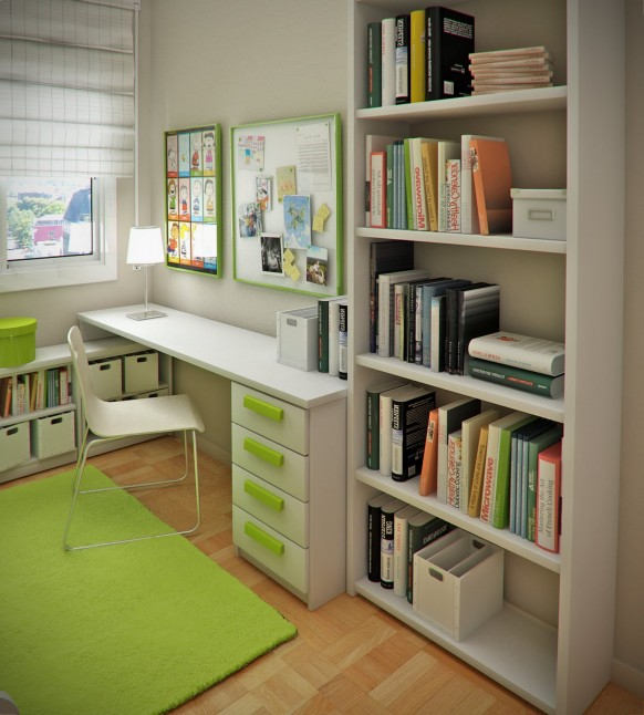 Interior design ideas kids study room >> Disney Coloring Pages