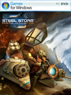 Steel Storm Burning Retribution
