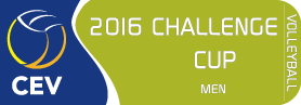 CUPA CHALLENGE 2015/2016 (masculin)