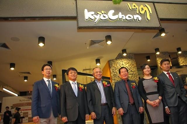 KyoChon Malaysia Launched @ 1 Utama, Bandar Utama
