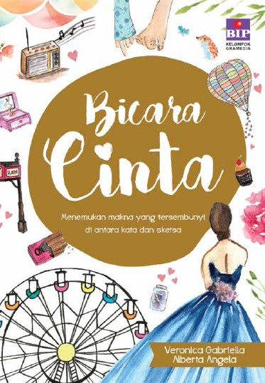 Buku BICARA CINTA (self improvement)