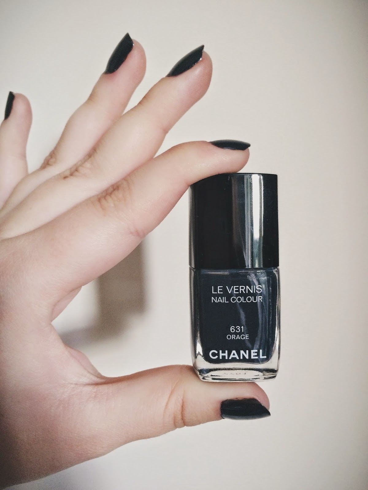 Chanel Nail Polish, Orage, Bramble and Thorn, Beauty, Makeup