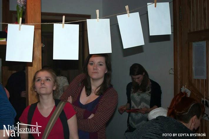 Galeria Jednego Obrazu - wernisaż Marty Nieznayu. 27.03.2014