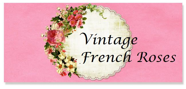 Vintage French Roses