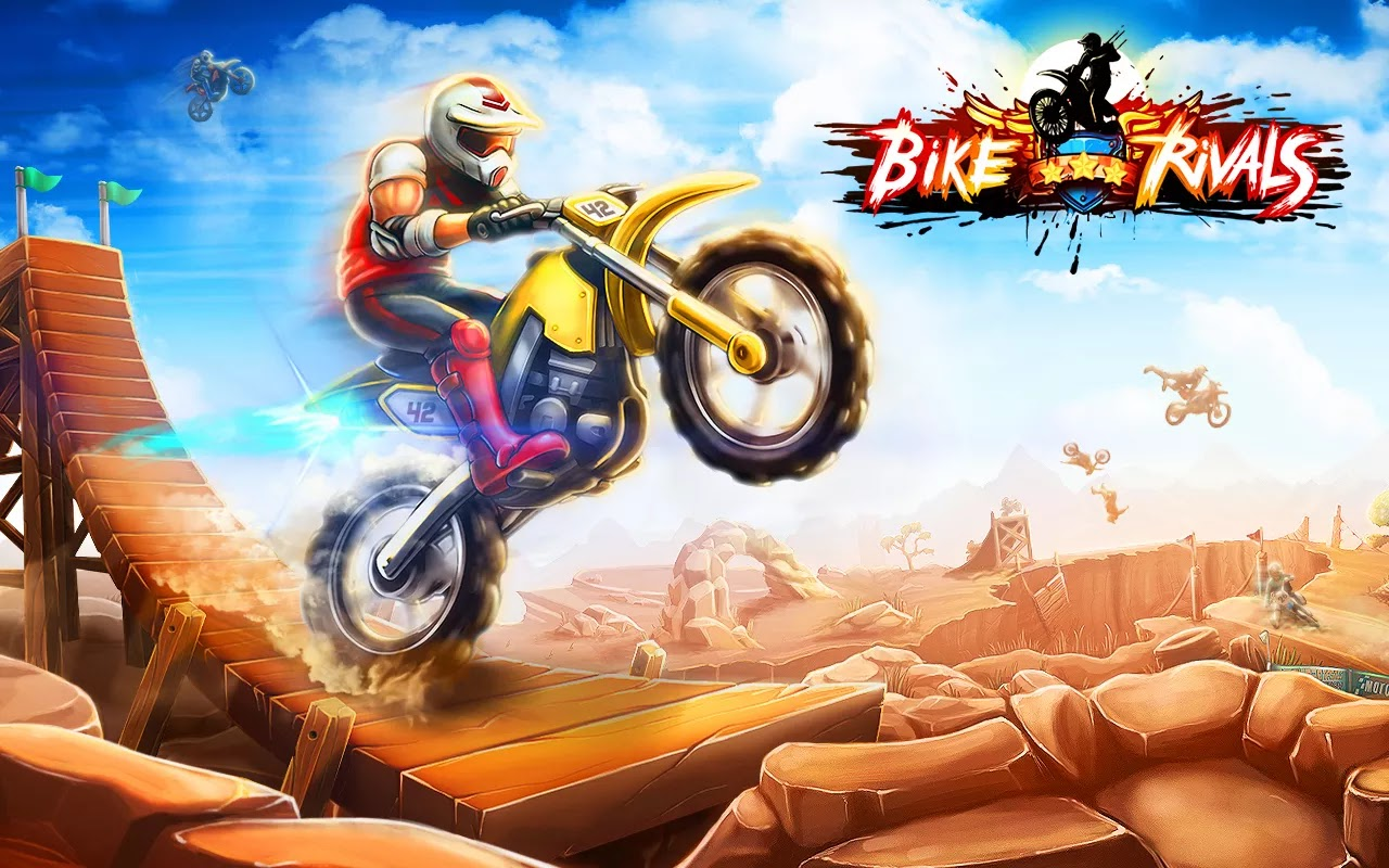 Bike Rivals v1.5.1 Unlocked