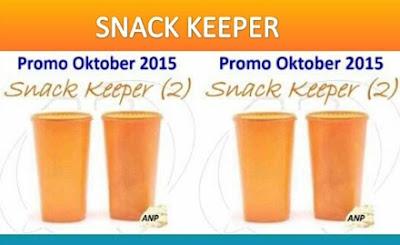 Promo Tupperware Activity Edisi Oktober 2015