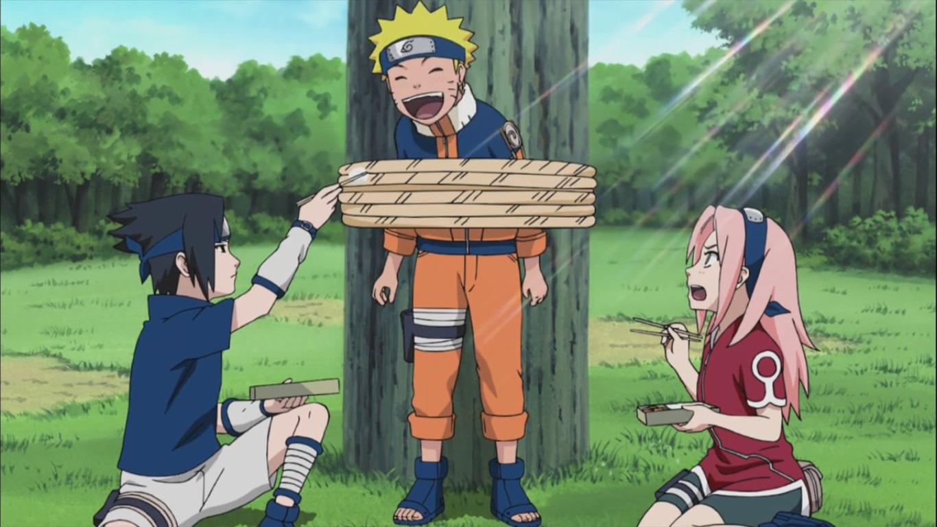 Universo Animang Os 20 Momentos Mais Picos De Naruto