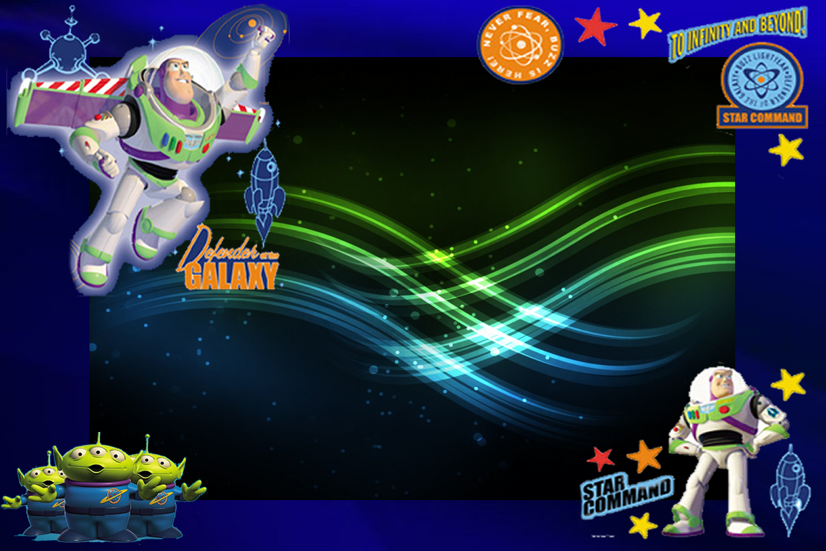 Buzz Light Year Free Printable Kit Oh My Fiesta In English