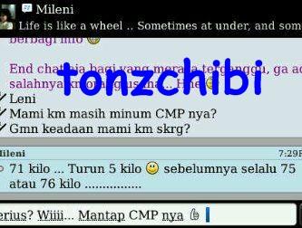CMP (Classic Mulberry Powder) di Denpasar Bali