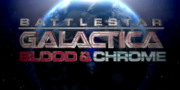 Battlestar Galactica: Blood & Chrome - Webisodes Review (Spoilers)