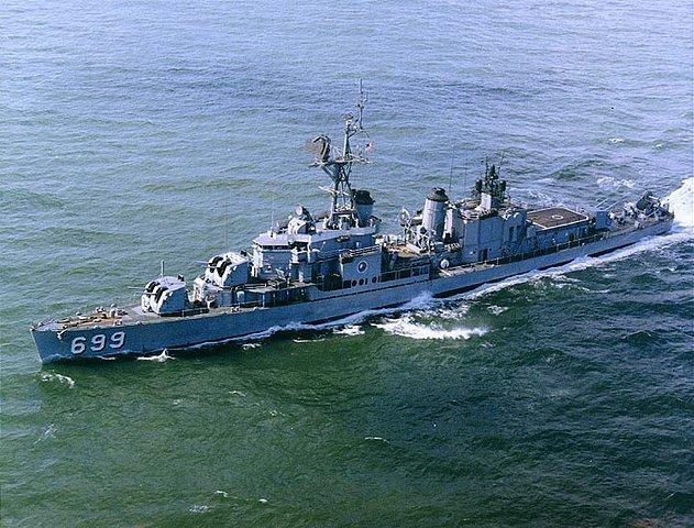 Sistemas de defensa aérea navales en Latinoamérica