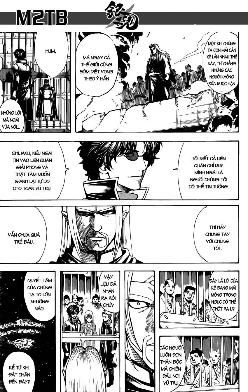 Gintama Chap 612 - Trang 9