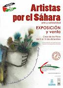 Artistas por el Sáhara- Exposición y Venta