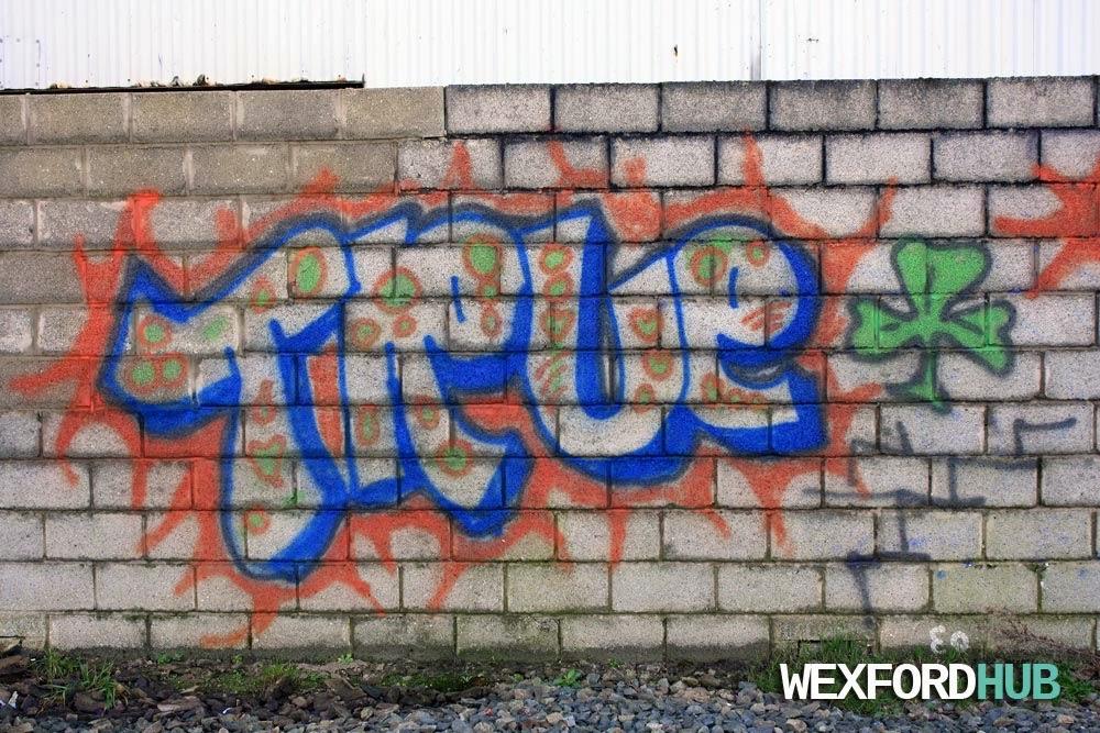 Graffiti, Wexford