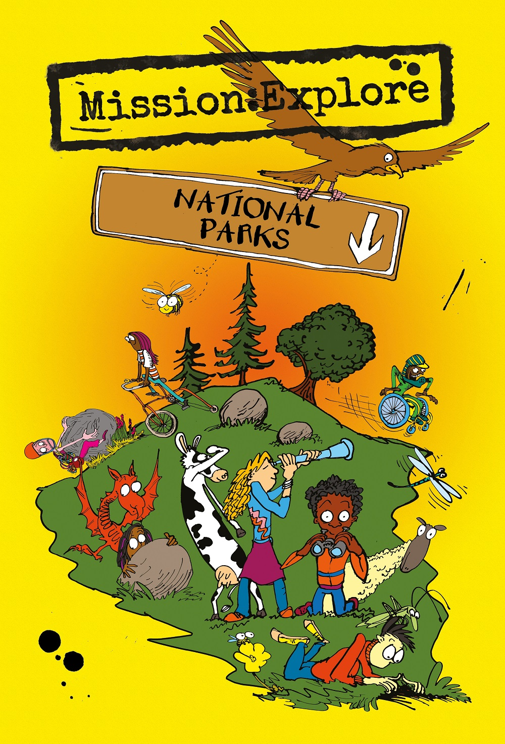 Mission:Explore National Parks out now