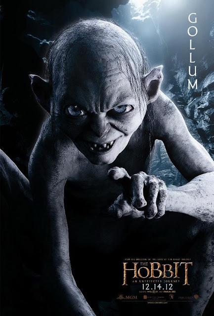 The Hobbit, character poster, gollum