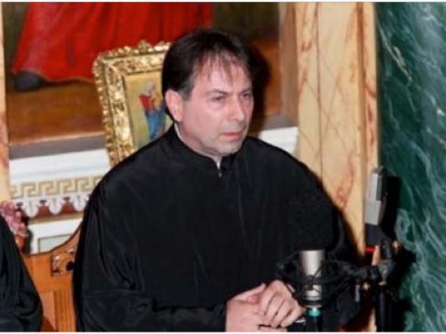 Ο άρχων μαΐστωρ της Μεγάλης του Χριστού Εκκλησίας, Γρηγόριος Νταραβάνογλου,