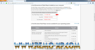 Download Adobe Flash Player 11.5.502.146