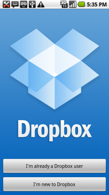 Dropbox 1.5.33