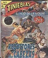 Comicorp presenta: Tinieblas No.15