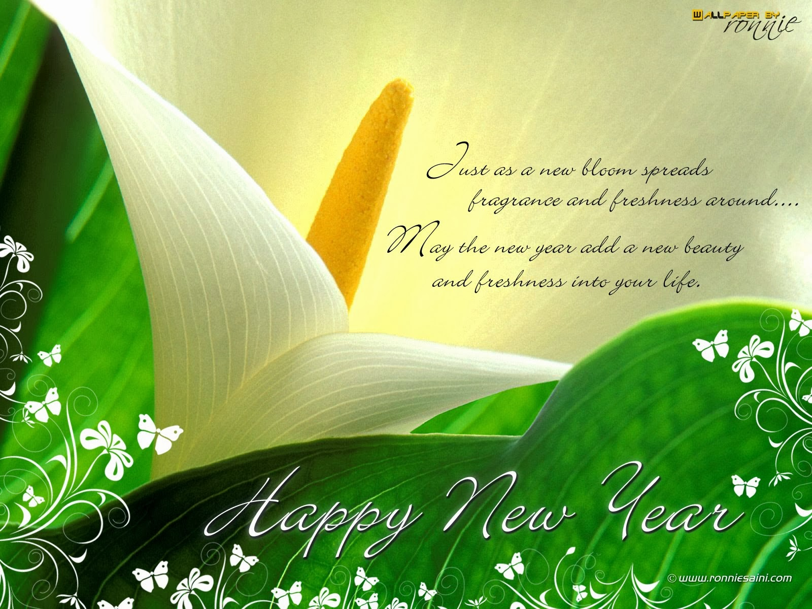 HAPPY NEW YEAR WISHES IN ENGLISH