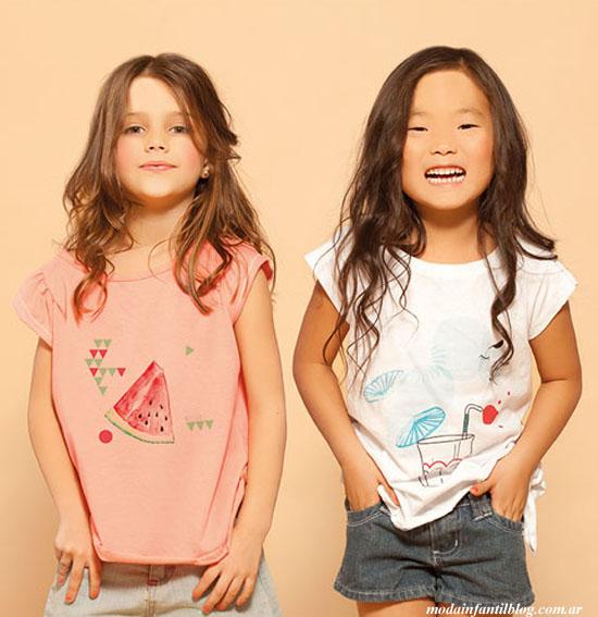 nucleo nenas primavera verano 2014 campaña