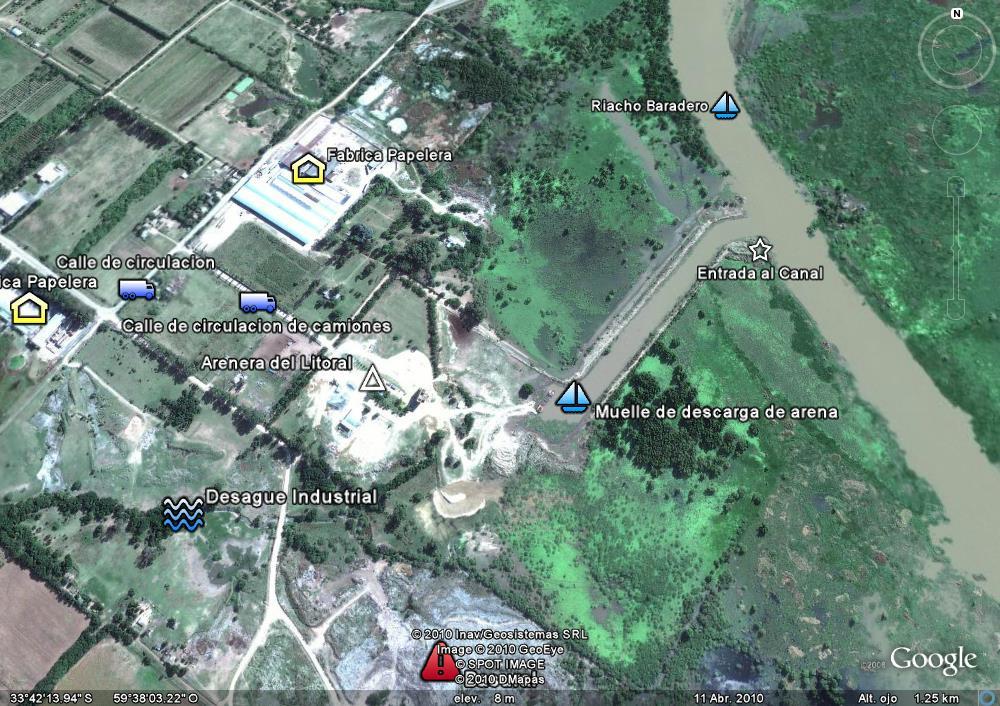 Licenciado en geolog a enrique hopman hidrogeologia - Mapa de la casa de campo ...