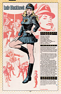 Lady Blackhwak ficha dc comics