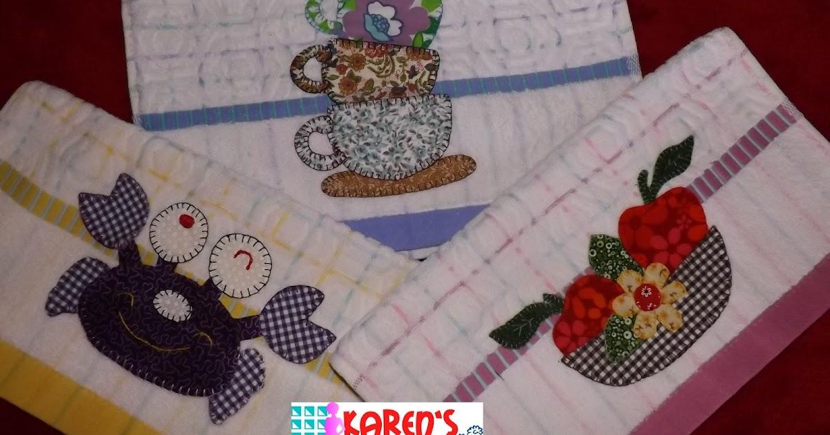 Karen 39 s patchwork pa os de cocina para mam - Almazuelas patrones gratis ...