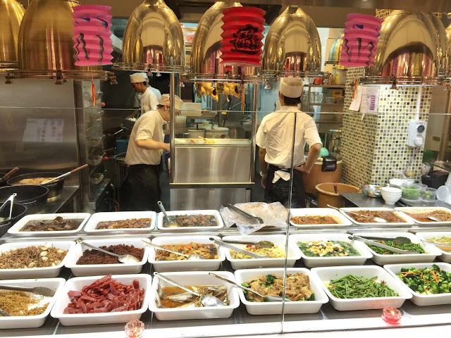 ChaoZhou Porridge - Food Display