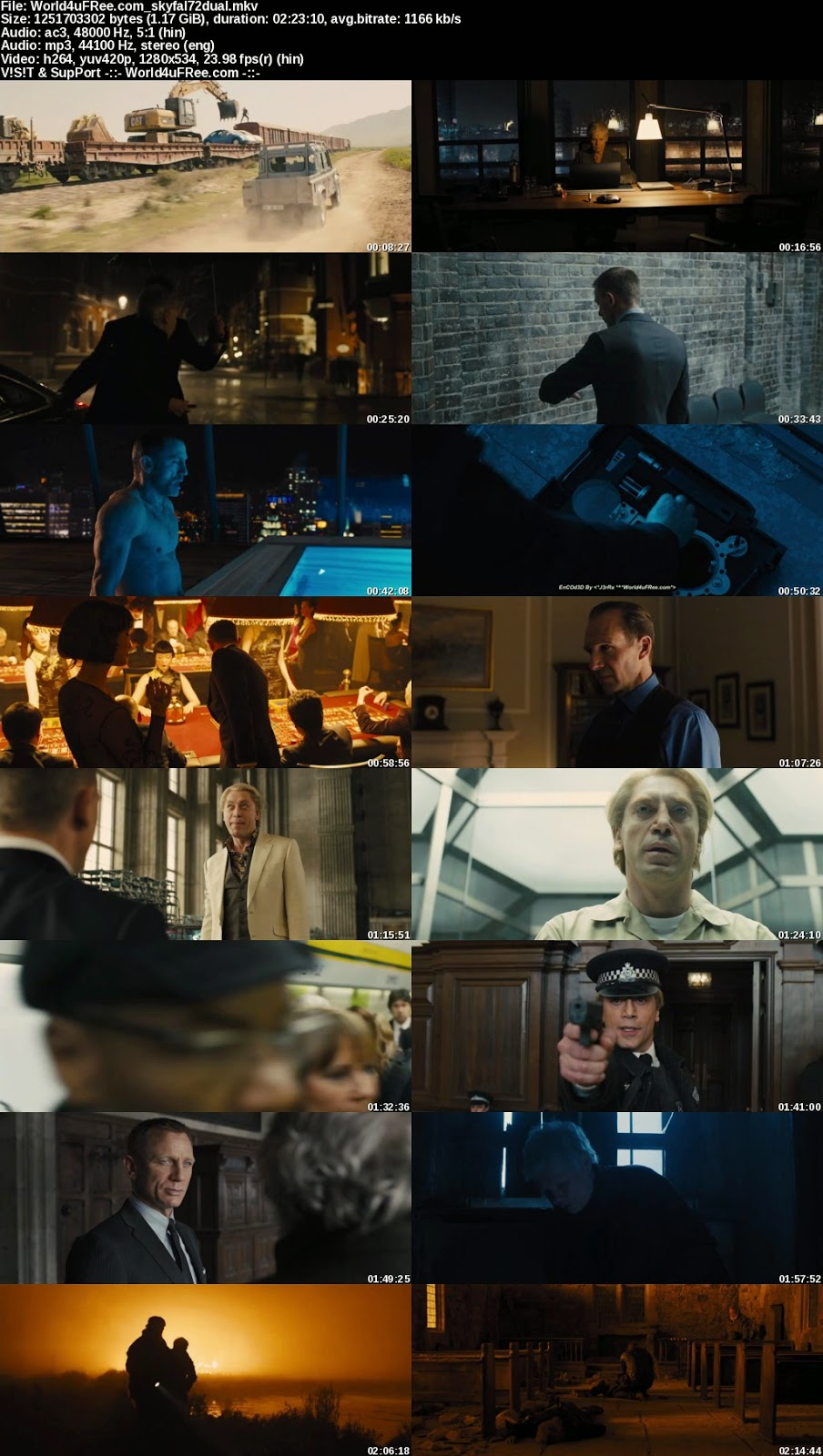 Watch Skyfall Online  Full Movie from 2012  Yidio