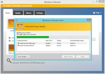 Windows Deffender
