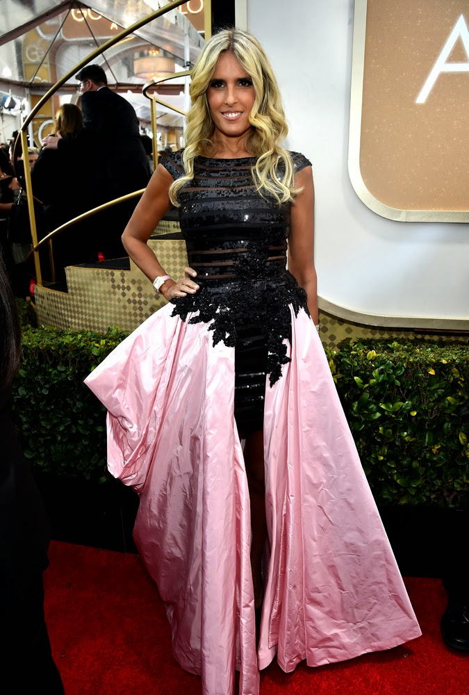 Golden Globes 2015: Worst Dressed List