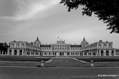 El Palacio Real (Aranjuez, España), by Guillermo Aldaya / AldayaPhoto