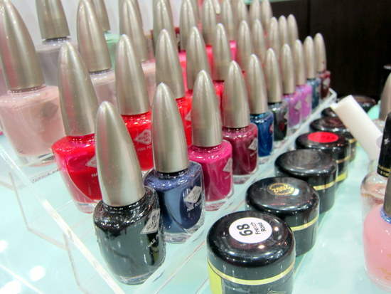 Bio Sculpture Nail Polish at Nail Chic Salon, Dublin