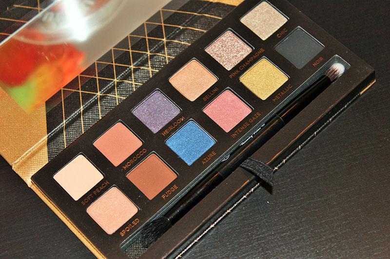 Anastasia Beverly Hills Shadow Couture World Traveler Eye Shadow Palette
