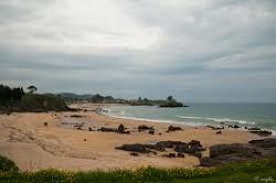 Playa de Colunga Asurias