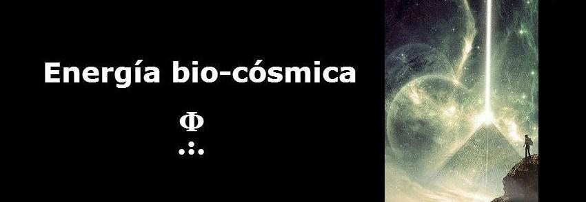 Energía bio-cósmica