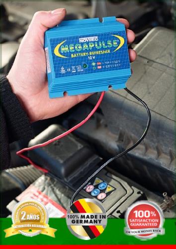 Regeneración de baterías
