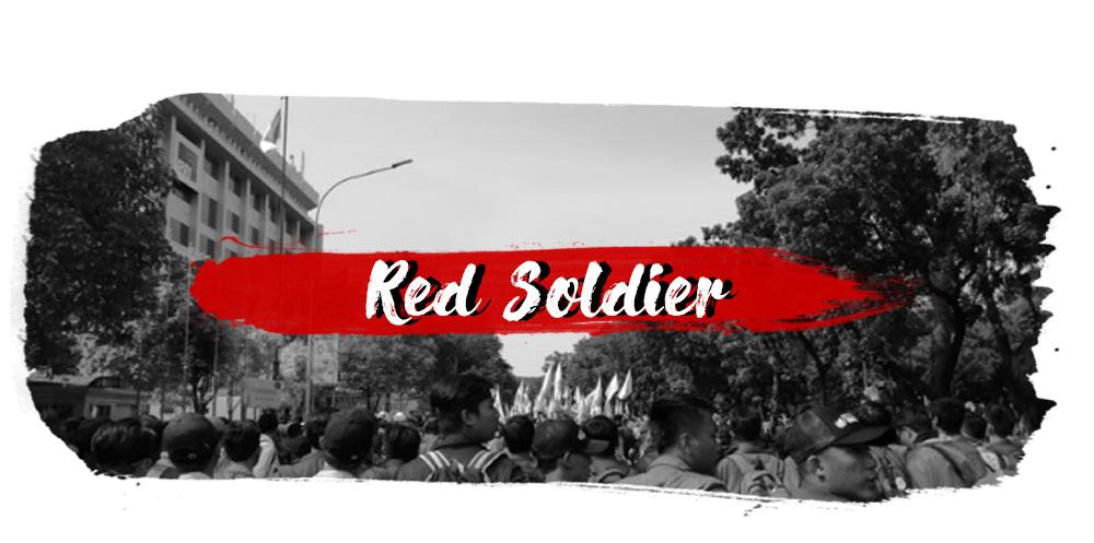 Red Soldier FIS UNJ