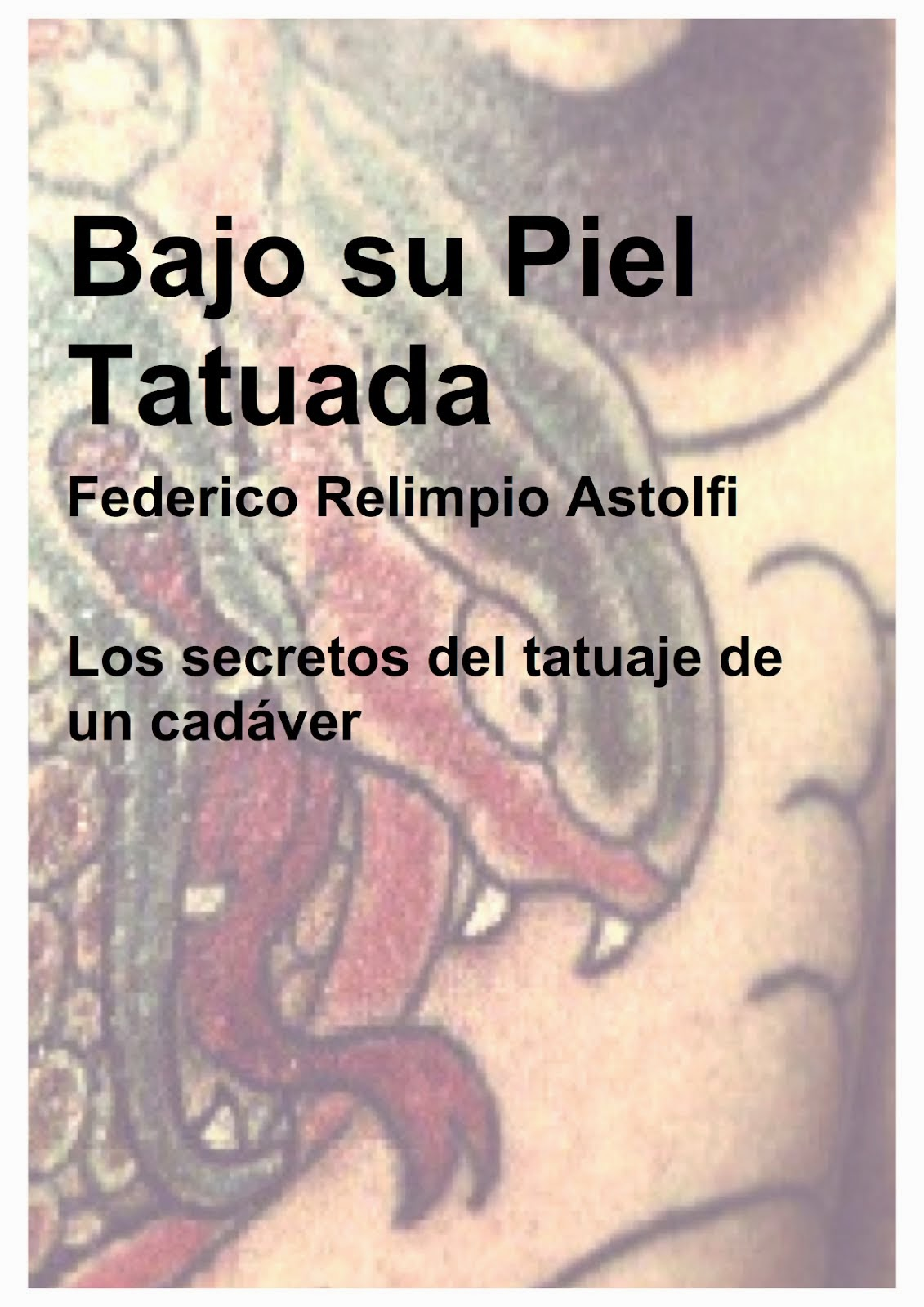 NUEVA NOVELA DE FEDERICO (E-Book Kindle amazon)