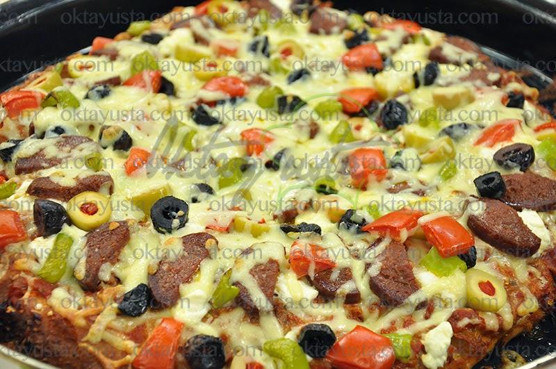 Ramazan Pideli Pizza Tarifi