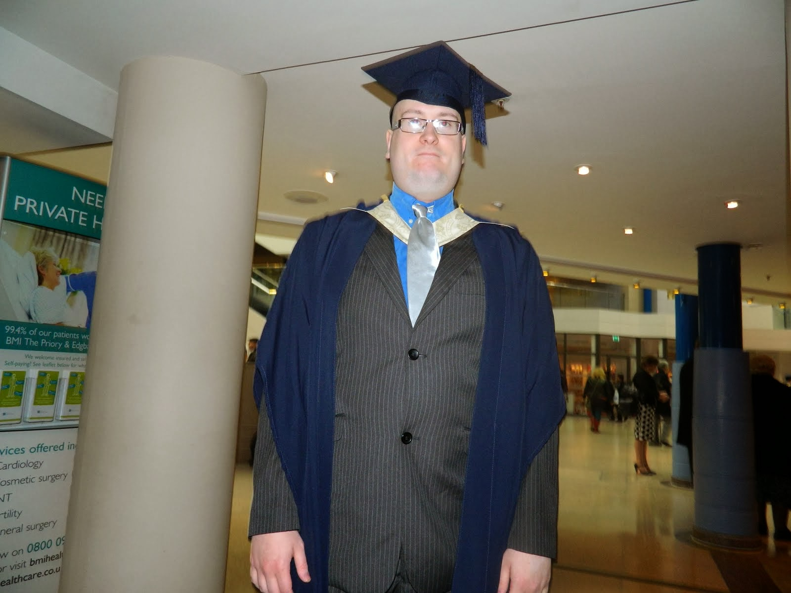 Graduate me !