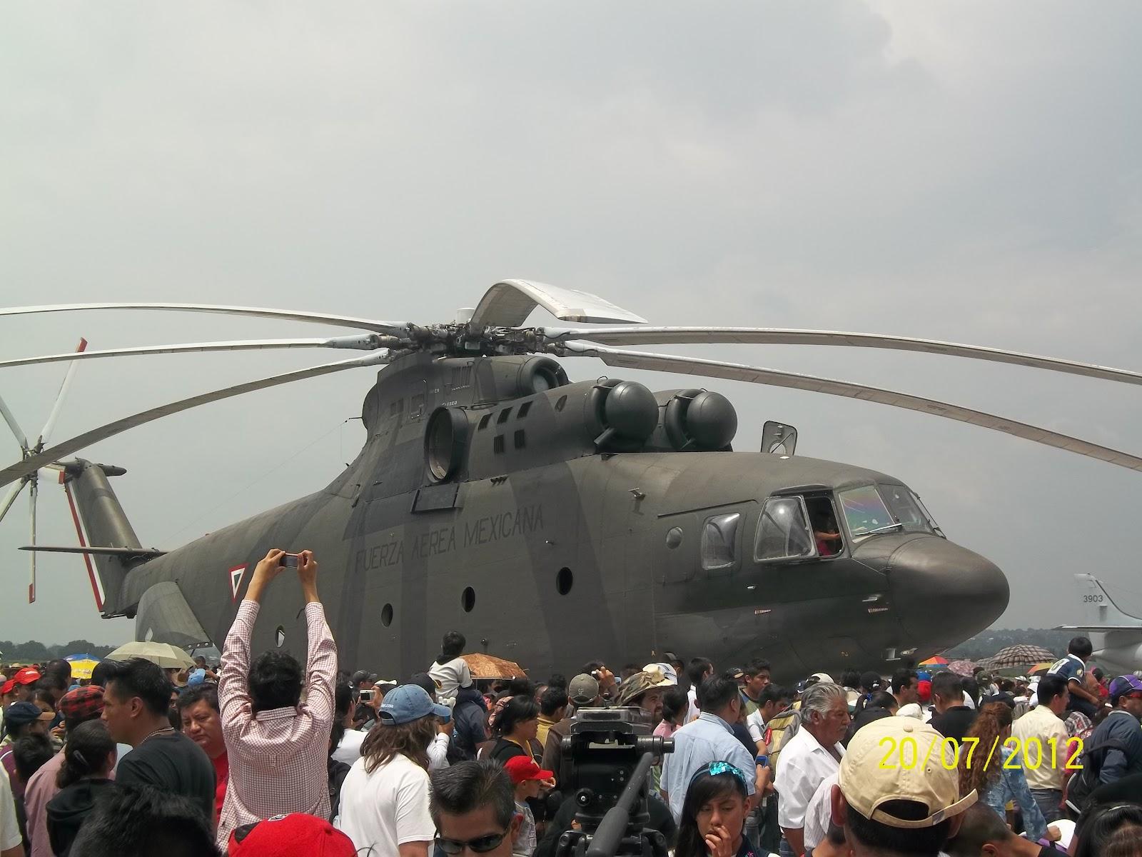 Helicoptero MI-26 Fuerza Aerea Mexicana - Página 3 100_0802