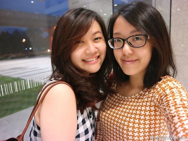Selfie with Yan-Y