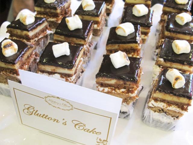 Glutton's Cake