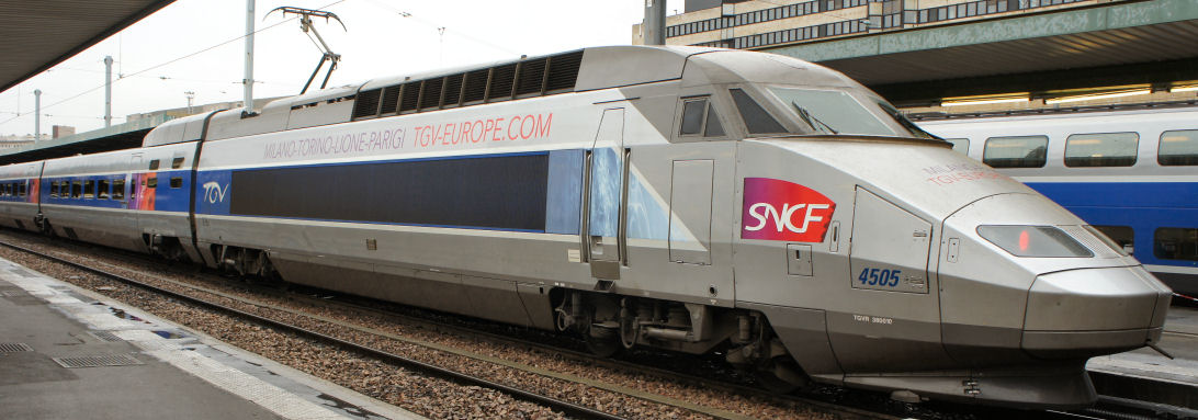 Tgv paris italie