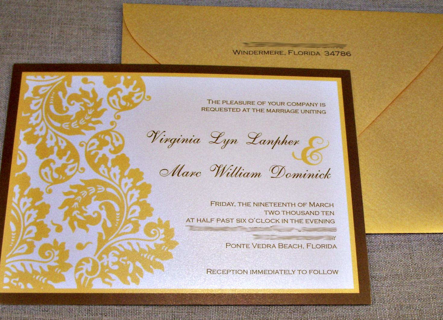 Cost Of Wedding Invitations 004 - Cost Of Wedding Invitations