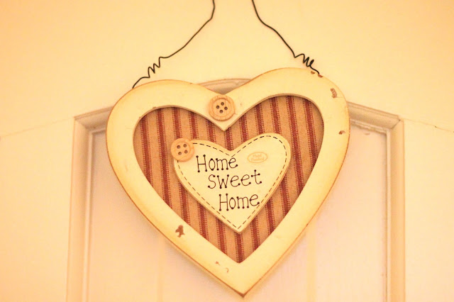 home sweet home sign hart head barn lakelovers lake district review